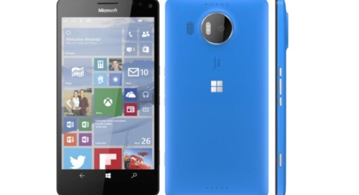 Microsoft Lumia 950 XL (rumored specs) vs iPhone 6S Plus