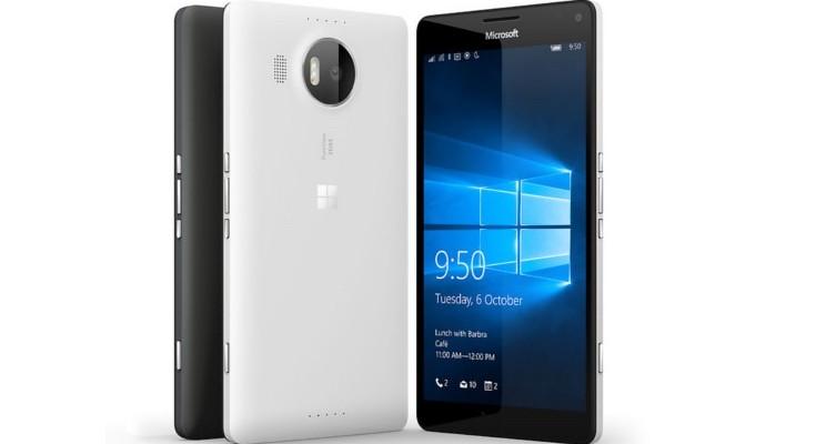Microsoft Lumia 950 XL vs Sony Xperia Z5 Premium