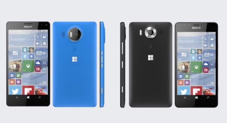 Microsoft Lumia 950 and XL October 10 launch