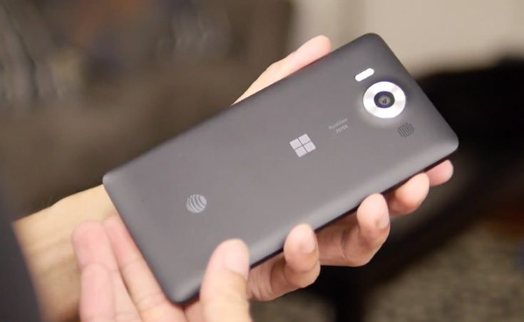 Microsoft Lumia 950 early review
