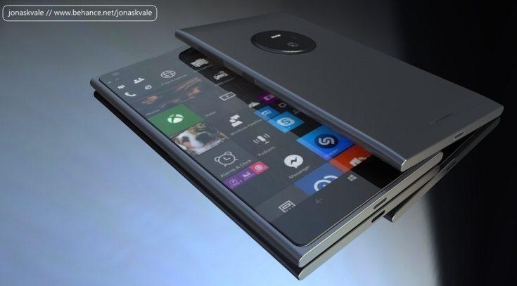 Microsoft Lumia 950 render c