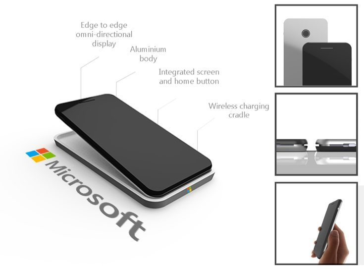 Microsoft Lumia One b