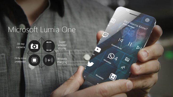 Microsoft Lumia One