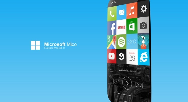 Microsoft Mico Windows 11 design gives ideas