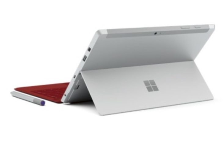 Microsoft Surface 3 official