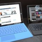 Microsoft Surface Pro 3 vs Surface 2 comparison look