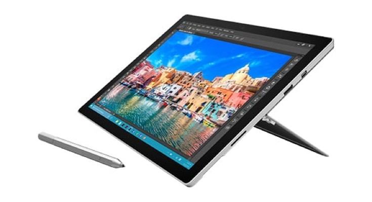 Microsoft Surface Pro 4 price cuts of $100 on some models