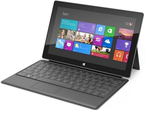 Microsoft Surface RT 2 specs and features perplexity