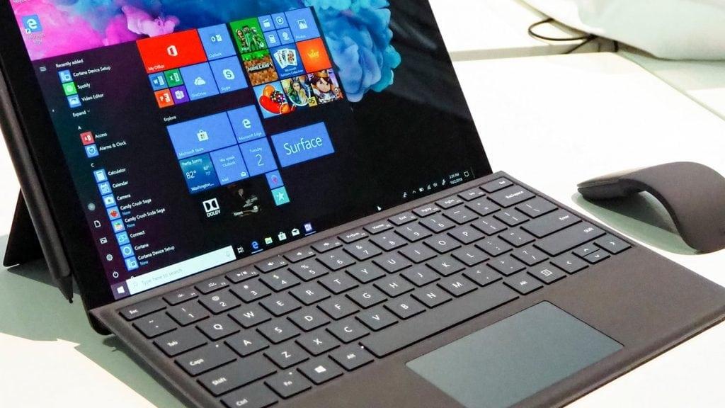 Microsoft Surface Pro 6 revealed