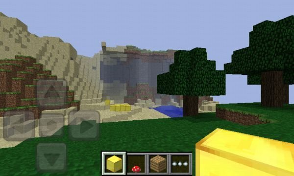 Minecraft Pocket Edition update adds atmospheric experience