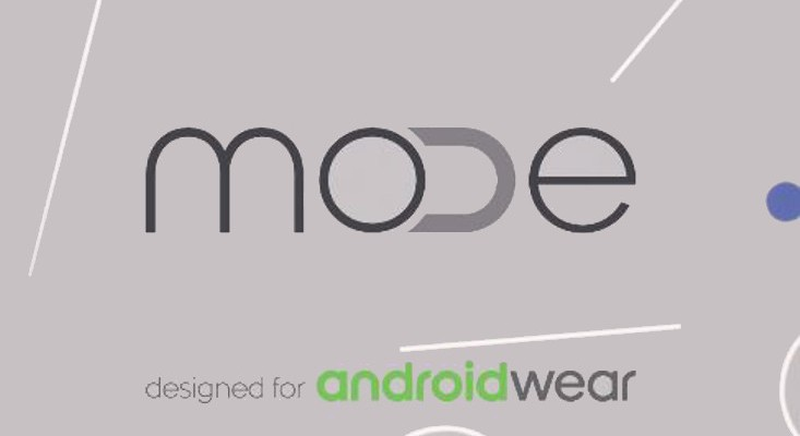 Google unveils MODE Watch Bands for Android Wear