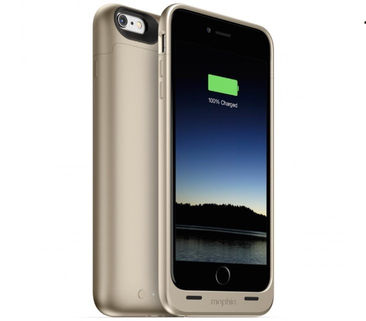 iPhone 6, 6 Plus Mophie Juice Pack cases announced and priced