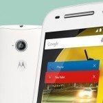 Moto E 2015 3G variant