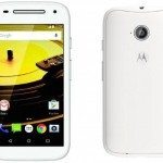 Moto E 2nd gen India sales