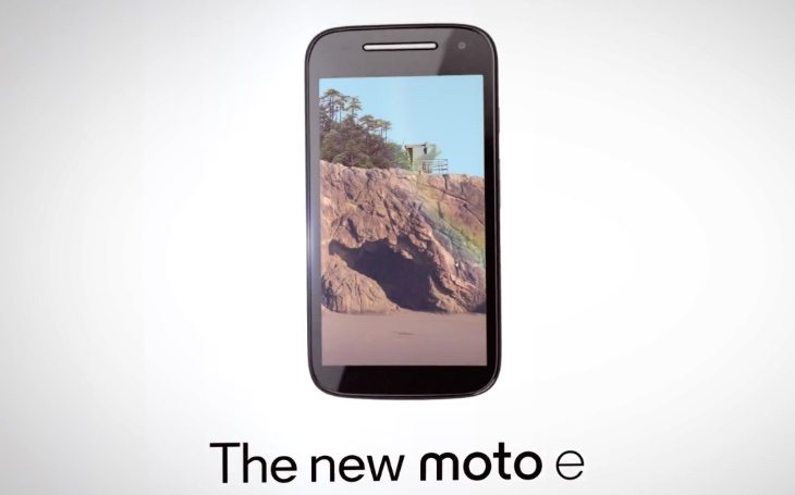 3G Moto E 2nd gen price for India shows up