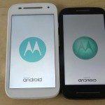 Moto E 2nd gen vs original Moto E bootup