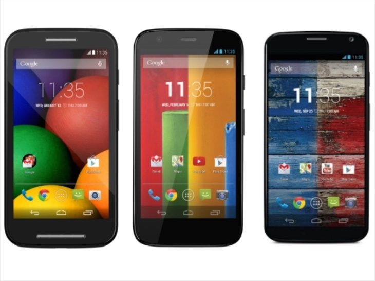 Moto E, Moto X, Nexus 6 price cuts India