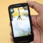 Moto E benchmarks and gaming review