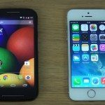 Moto E vs iPhone 5S in unlikely comparison
