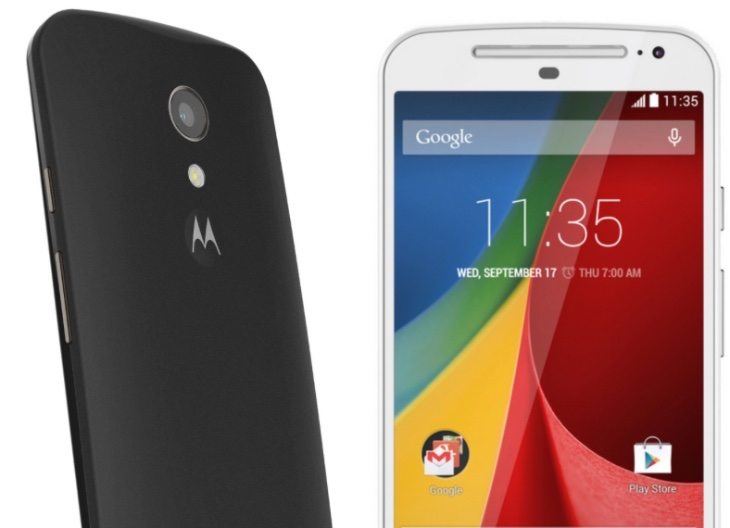Moto G 2nd gen vs Samsung Galaxy Core Prime