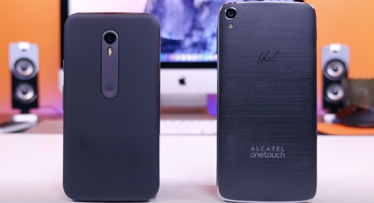 Moto G 3rd gen vs Alcatel Idol 3 budget battle