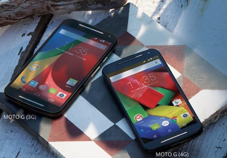 Moto G 4G (2015) price and release for some