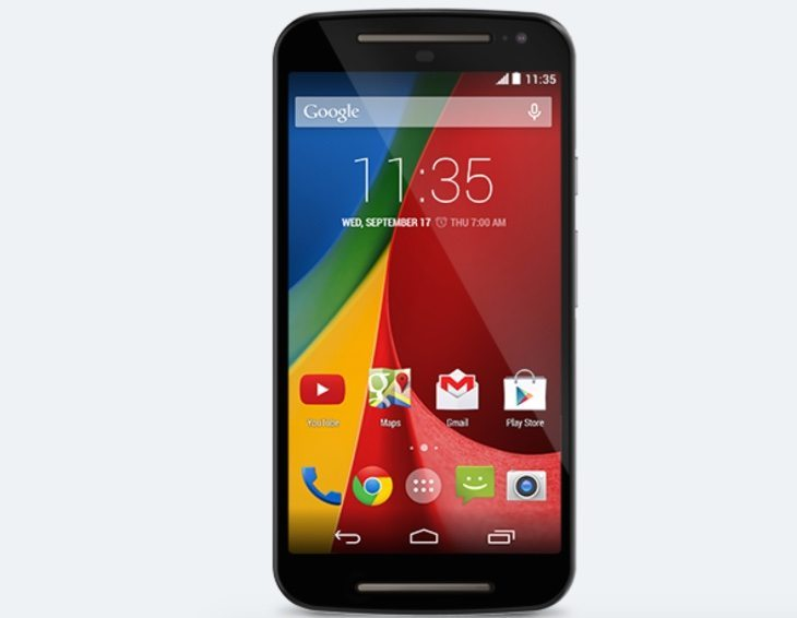 Moto G (2015) 4G LTE now available in UK