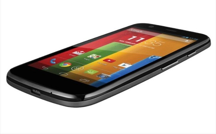 Moto G vs Micromax Canvas L A108 India face-off