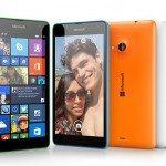 Moto G vs Lumia 535 b