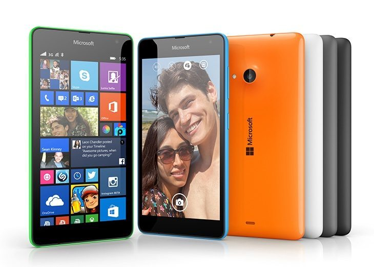 Moto G vs Lumia 535 India price and specs shootout
