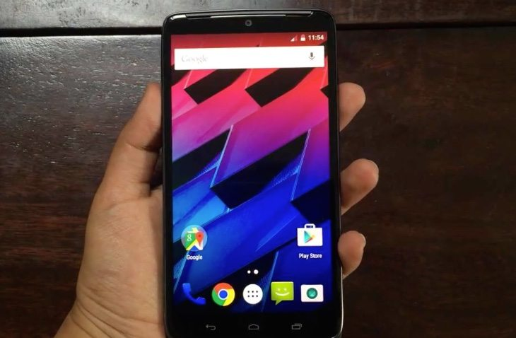 Moto Turbo unboxing and first impressions b