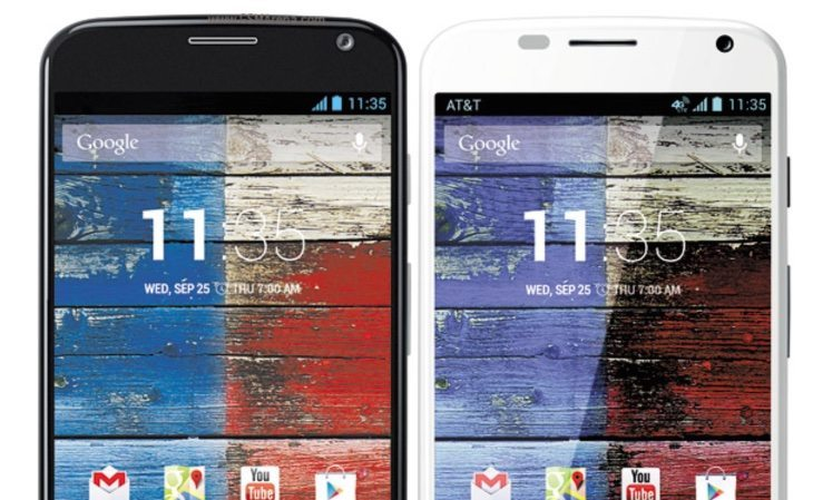 Original Moto X Lollipop update gets closer to general release