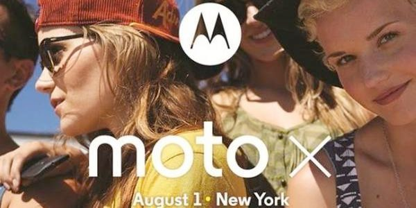 Moto X Phone launch event