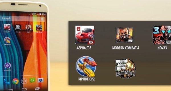 Moto X gaming review