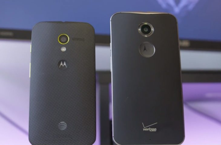 Moto X review collection b