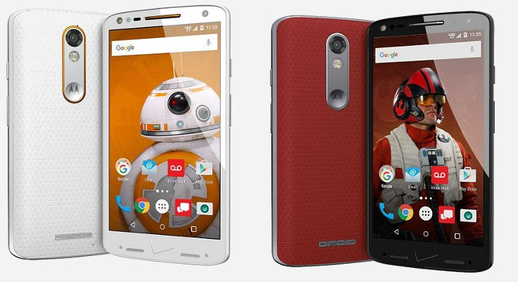 DROID Turbo 2 Star Wars edition available through Verizon