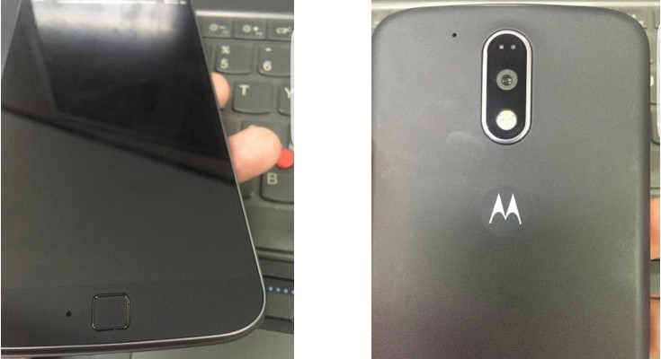 Moto G 2016 photos show Fingerprint Scanner and New Camera