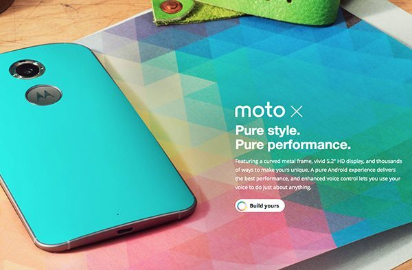 2014 Moto X available in the UK, Moto Maker too