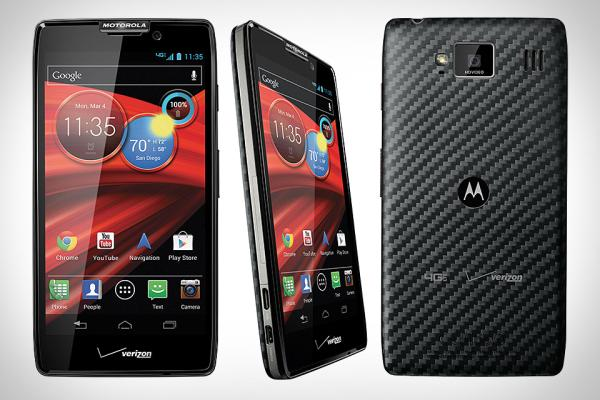 Motorola DROID RAZR MAXX HD Android updates abandoned