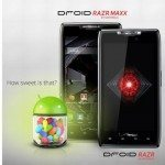 Motorola Droid Razr & Maxx Android 4