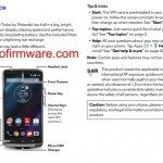 Motorola Droid Turbo specs and features show