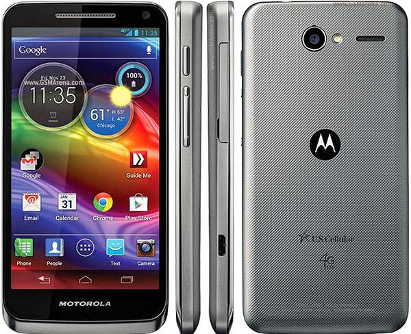 Motorola Electrify M for U.S. Cellular in quick hands-on