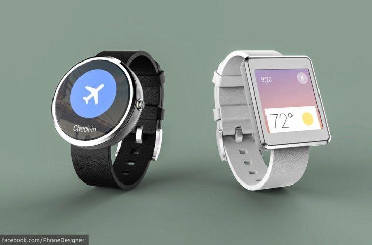 Motorola Moto 360 new design