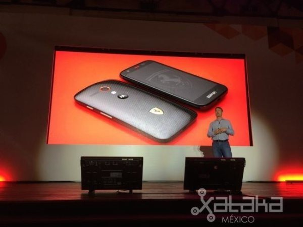 Motorola Moto G Ferrari Edition price for Mexico