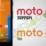 Motorola Moto G LTE and Moto G Ferrari