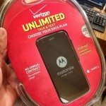 Motorola Moto G Verizon release seemingly closer