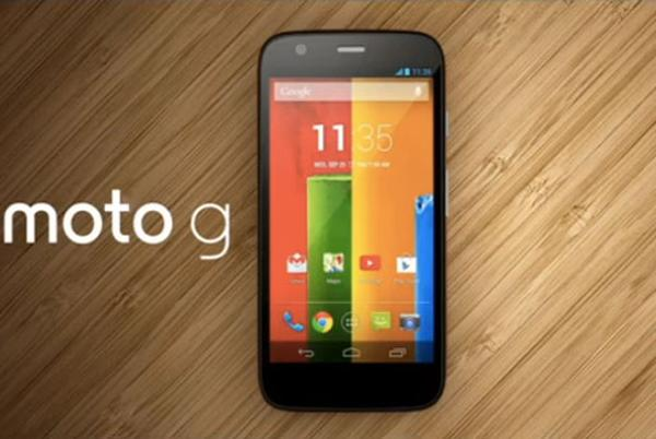 Motorola Moto G gets price cut to rival Tesco Mobile