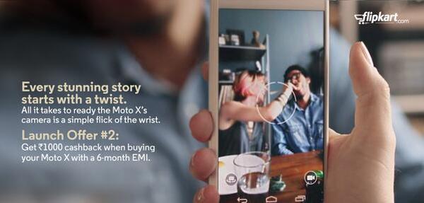 Motorola Moto X India release offer revealed