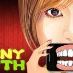 Mouth app choices for Android & iPhone are funny