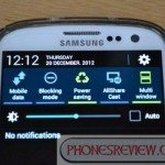 My time with the Samsung Galaxy S3